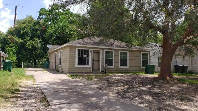 Galveston County, Harris County Single Family Home For Sale: 4929 Southwind Street