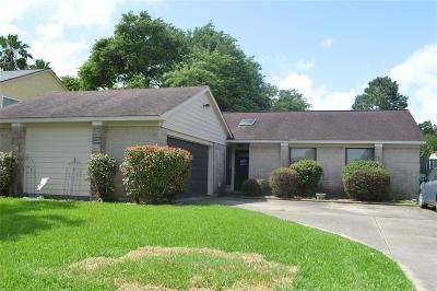 Deer Park Single Family Home For Sale: 2609 Live Oak Trail