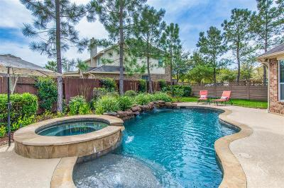 Katy Single Family Home For Sale: 1915 Lakeside Crossing