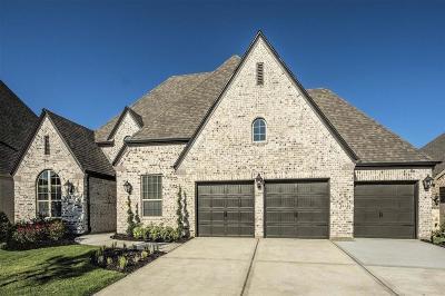 Cinco Ranch Single Family Home For Sale: 2710 Dogwood Terrace Lane