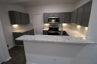 Harris County Rental For Rent: 6950 Paris Street #B