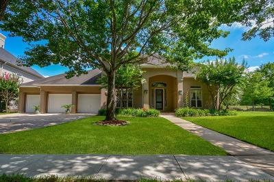 Sugar Land Single Family Home For Sale: 3402 Onion Creek