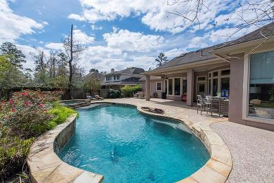 The Woodlands Single Family Home For Sale: 107 W Lansdowne Circle