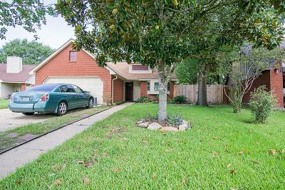 Katy Single Family Home For Sale: 24126 Scrivener Lane