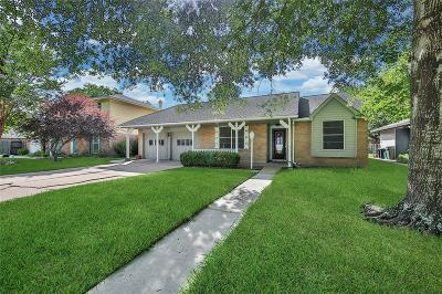Friendswood Single Family Home For Sale: 205 Stonehenge Lane