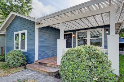 Houston Single Family Home For Sale: 1414 Alexander Street