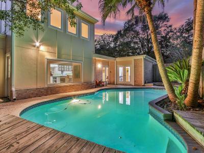 Houston Single Family Home For Sale: 9611 Cedarhurst Drive