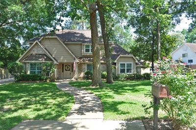 Humble TX Single Family Home For Sale: $229,900