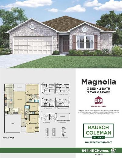Magnolia Single Family Home For Sale: 175 Courageous Side Way