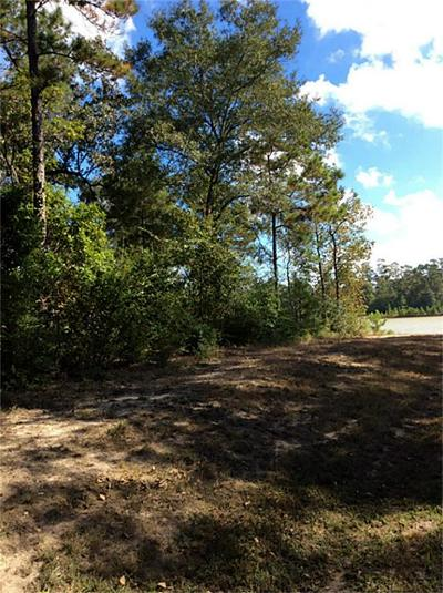 Spring Residential Lots & Land For Sale: 4506 Siandra Creek Court