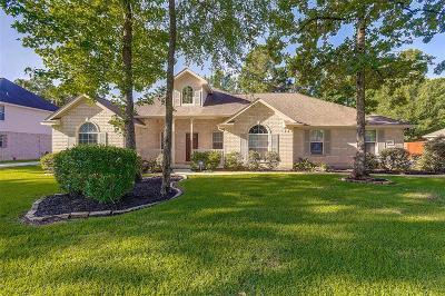 Magnolia Single Family Home For Sale: 5711 Lotus