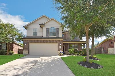 Tomball Single Family Home For Sale: 8931 Jordi Drive