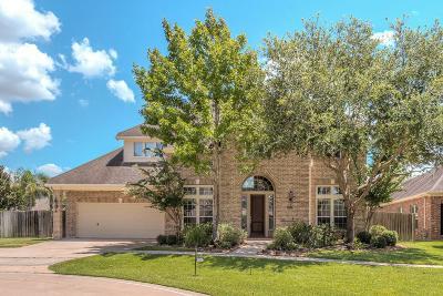 Missouri City Single Family Home For Sale: 3906 Fielder Circle