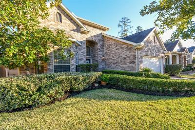 The Woodlands Single Family Home For Sale: 11 E Montfair Boulevard
