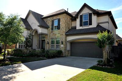 Katy Single Family Home For Sale: 26318 Bolton Trails