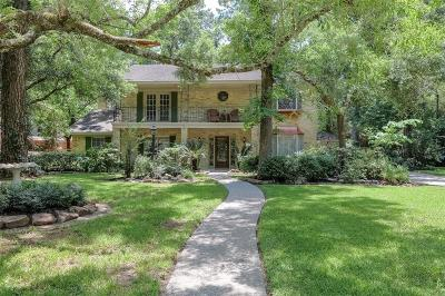 Spring Single Family Home For Sale: 6511 Elmgrove Road