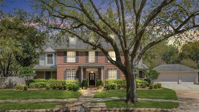 Sugar Land Single Family Home For Sale: 4103 Sugar Crossing Court