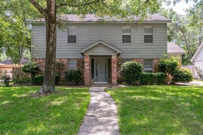 Cypress Single Family Home For Sale: 12731 Retreat Trail