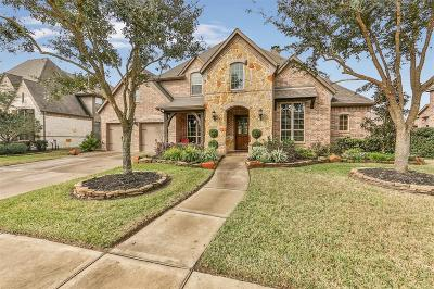 Cypress Single Family Home For Sale: 16727 Thomas Ridge Lane