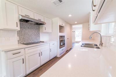 Houston TX Single Family Home For Sale: $232,000