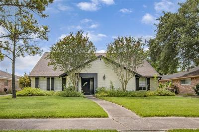 Houston Single Family Home For Sale: 9514 Bob White Drive