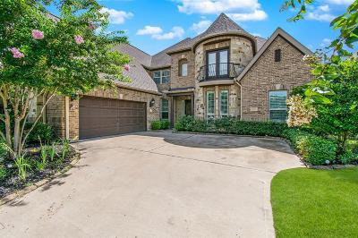 Katy Single Family Home For Sale: 10222 Augusta Breeze Lane