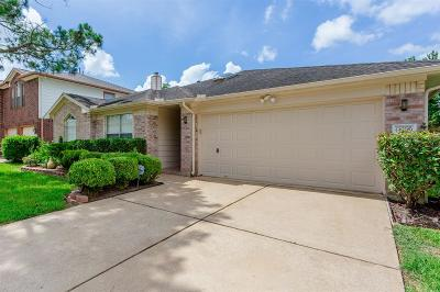 Pearland Single Family Home For Sale: 4938 Sentry Woods Lane
