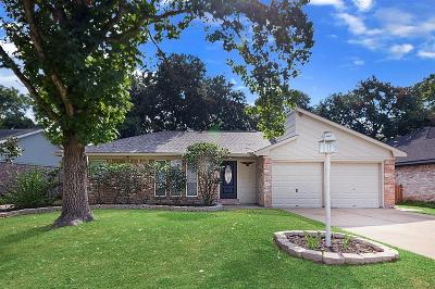 Katy Single Family Home For Sale: 731 Pickford Drive