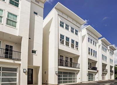 Single Family Home For Sale: 2505 Dorrington #C