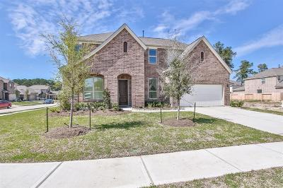 Tomball Single Family Home For Sale: 9622 Battleford