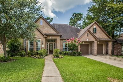 Conroe Single Family Home For Sale: 1611 Cafe Dumonde