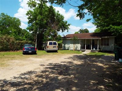 Houston Single Family Home For Sale: 9330 W Montgomery Road
