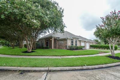 Sugar Land Single Family Home For Sale: 6430 Parkriver Crossing