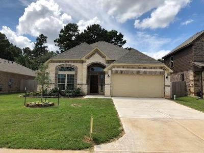 Tomball Single Family Home For Sale: 18111 Willow Edge Drive