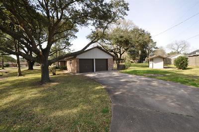 Alvin Single Family Home For Sale: 102 W County Road 136
