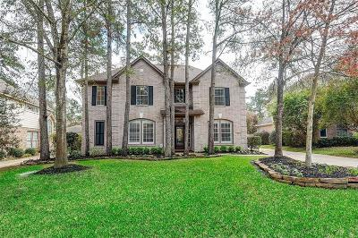 The Woodlands Single Family Home For Sale: 131 Maple Path Place