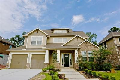 Tomball Single Family Home For Sale: 25327 Pinyon Hill Trail