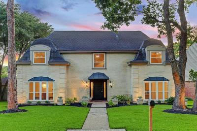 Katy Single Family Home For Sale: 410 Hamden Court