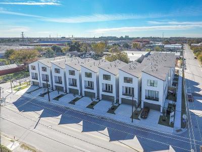Eado Single Family Home For Sale: 3812 Leeland Street
