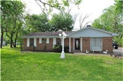 Houston Single Family Home For Sale: 5626 Edward Drive