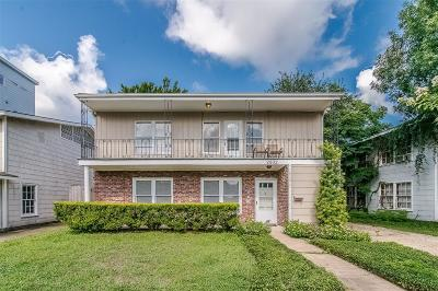 Houston Multi Family Home For Sale: 2800 Greenbriar Drive