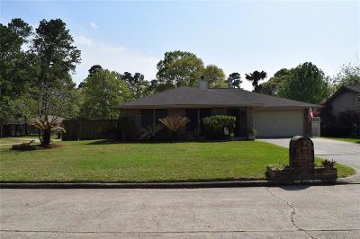 Kingwood TX Single Family Home For Sale: $190,000