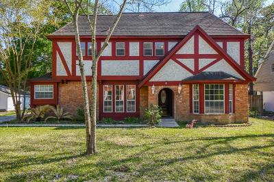 Conroe Single Family Home For Sale: 546 Brandon Road