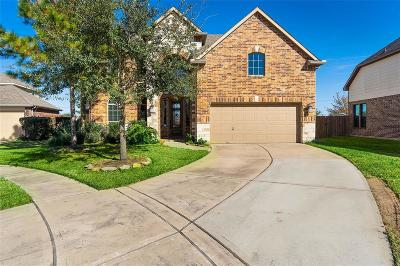 Cypress Single Family Home For Sale: 19518 Hayden Grove Drive