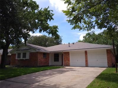 Pearland Single Family Home For Sale: 2906 Shady Creek Drive