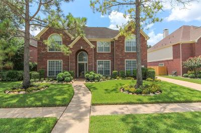 Pearland Single Family Home For Sale: 2622 Rosemary Court
