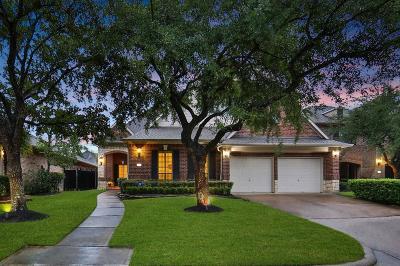 Houston Single Family Home For Sale: 11211 English Rose Lane
