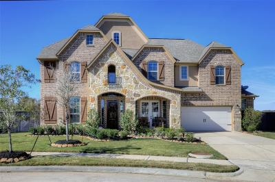 Fulshear Single Family Home For Sale: 30114 Haven Trace Drive