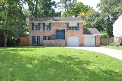 Kingwood Single Family Home For Sale: 2058 Aspen Glade Drive