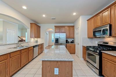 The Woodlands Single Family Home For Sale: 55 Powers Bend Way